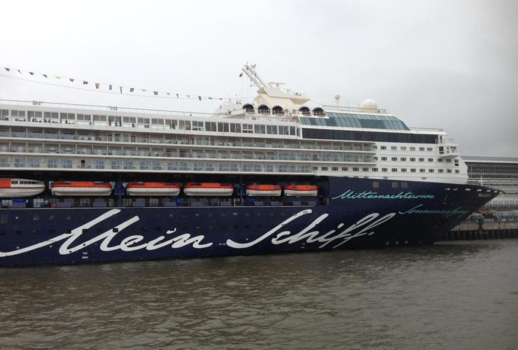 Mein Schiff 1 ein sehr gutes Kreuzfahrtschiff von TUI Cruises